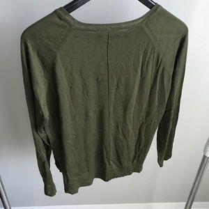Zara Sweater-Green-Size M